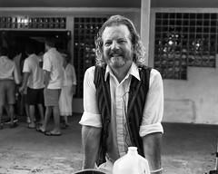 man wearing striped vest (minus6 (tuan)) Tags: minus6
