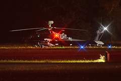 RAF Apache (Jaapio) Tags: aviation aircraft heli helikopter helicopter raf airforce royal air force ah64d ah64 ch47 lynx westland boeing ehwo night flying ngv vission refueling hot