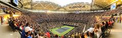 US-Open-2016-43 (fabergtourexperience) Tags: usopen tennis new york usa arthur ashe stadium stanislaswawrinka stan wawrinka novakdjokovic djokovic experience sporting events sunset sunny day
