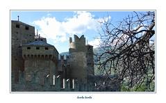 Valle d'Aosta (6) (Jambo Jambo) Tags: castellodifnis fnis valdaosta castello castle panorama landscape sonydscrx100 jambojambo