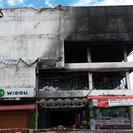 Food Center de Trang après attentat thumbnail