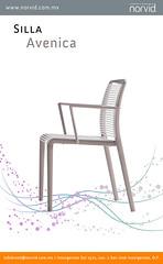 SIlla avenica norvid (Norvid Mobiliario Corporativo) Tags: silleria sillas silla diseo decoracion diseador arquitectura