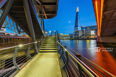 Shard of Glass, London, UK (davidgutierrez.co.uk) Tags: londonphotographer london photographer photography davidgutierrezphotography city art architecture nikond810 nikon urban travel color skyscraper night uk twilight bluehour colors colour colours colourful vibrant england unitedkingdom  londyn    londres londra europe beautiful cityscape davidgutierrez capital structure britain greatbritain ultrawideangle afsnikkor1424mmf28ged 1424mm d810 arts landmark attraction historic reflection iconic icon touristattraction riverthames southwark