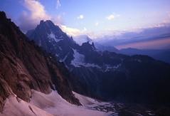 Aiguille du Moine (andywalker1) Tags: andrewwalker americandirect dru petitdru chamonix alps alpineclimbing