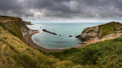 Man Of War Bay (Damian_Ward) Tags: damianward photography ©damianward dorset purbeck iseofpurbeck lulworthestate manofwar bay coast jurassic