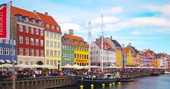 Nyhavn, Copenhagen (TakeJet999) Tags: pentax q q7 denmark copenhagen kbenhavn   nyhavn  colourartaward
