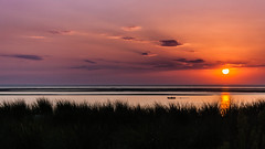 Sunset (Anas Bnard) Tags: france canon aquitaine t