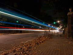Traffic Trails (dmercer77) Tags: london nightscape longexposure traffictrails