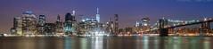 skyline (noaxl.berlin) Tags: manhatten sony a7rii samyang rokinon walimex 14mm newyork ny architektur architecture skyscraper night brooklyn lights skyline bridge stars
