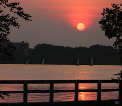 (Mardoqueo Charuc) Tags: sunset sunsets sunsetcolors tramonto lecoucherdusoleil atardeceres pais paisajes landscape paysage