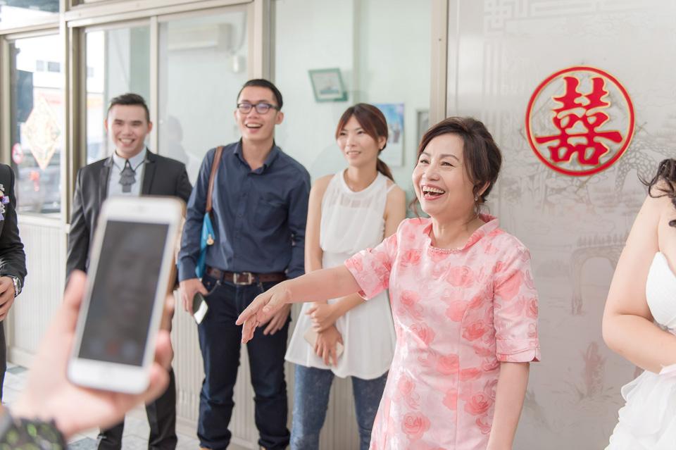 台南婚攝 情定婚宴城堡永康館 婚禮紀錄 C & V 053