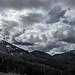 Mt Washburn clouds