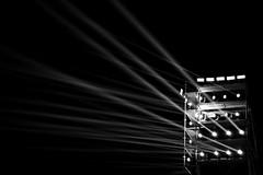 Darkness-Light: spotlights (raffaXXI) Tags: spotlights darkness light