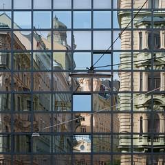 Fragmented - Wien, Vienna (Gerhard R.) Tags: vienna wien architecture arquitectura architektur modernarchitecture modernearchitektur