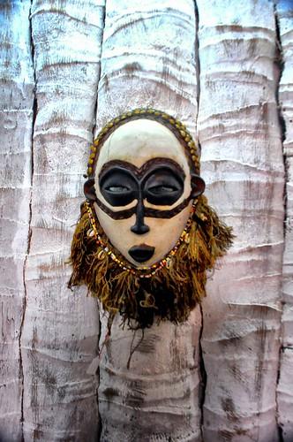 africa tanzania mask traditional tribal