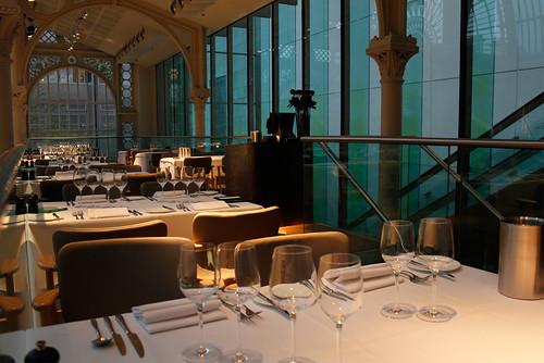 Paul Hamlyn Hall Balconies Restaurant — Royal Opera House