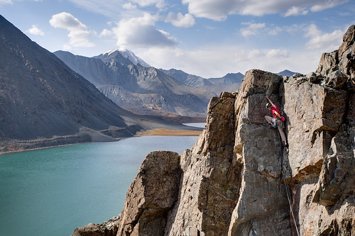 New Routing in Southern Siberia
