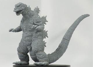 Toho Daikaiju 系列的哥吉拉(1966年版本)