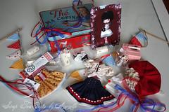"""Swap """"Tea Party"""" avec Azazelle <3 (Ala) Tags: party vintage tea swap pullip azazelle ala pukifee"""