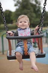 (Stacey Raven Photo) Tags: park baby playground fun toddler child play swing adventure flickrnova