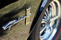 Galaxie 500 (Hi-Fi Fotos) Tags: black classic ford car metal emblem logo nikon shiny muscle sigma chrome american badge 500 galaxie 1963 d5000 18250mm