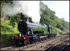 GWR 2-8-0 No. 3803 (norman-bates) Tags: locomotive preserved steamengine steamrailway shackerstone gwr steamlocomotive shenton 3803 greatwesternrailway marketbosworth battlefieldline heritagerailway preservedlocomotive