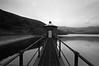 Kinder Reservoir....Explored (djshoo) Tags: architecture landscape blackwhite peakdistrict sigma1020mm wideanglelens kinderreservoir