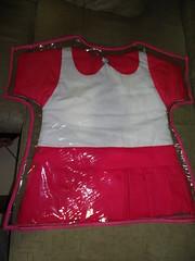 Trocador de Bebê- Vestidinho (cpassoscordeiro) Tags: bebê patchwork almofadas lembrancinhas bonecosdetecido artesanatoemtecido