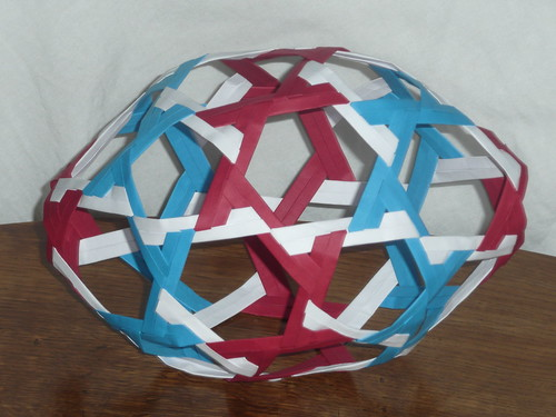 Truncated hexadecahedron