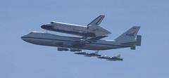 endeavour (robjohn) Tags: shuttle planes f18 747 endeavour