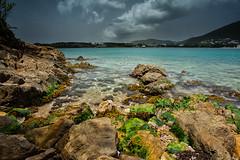 Rugged beauty (timcorbin) Tags: ocean beach island rocks caribbean stthomas usvirginislands 1740l leefilters canon5dmarkii