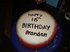 Drum cake (Bowlingmaniac18) Tags: cake drum snare