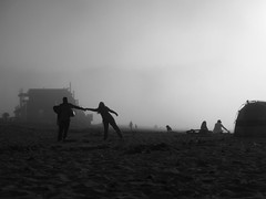 Reach (www.photosbyalyssa.com) Tags: love beach silhouette northerncalifornia pacifica