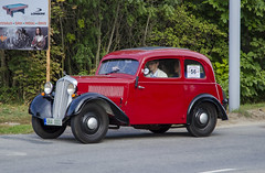 Škoda Popular 420 (1934) (The Adventurous Eye) Tags: classic car race climb do hill 420 brno popular 1934 rallye škoda závod soběšice vrchu brnosoběšice