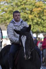 Waiting for a buyer (Frank Fullard) Tags: street ireland portrait horse irish galway candid fair jockey buy sell stud ballinasloe fullard frankfullard