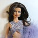 Stunning Lynda Carter Barbie re-paint Doll.