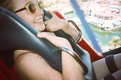 Disneyland 2012 (laurenlemon) Tags: film 35mm disneyland olympus september12 endlesssummer californiaadventure laurenrandolph caitlinrandolph laurenlemon wwwphotolaurencom