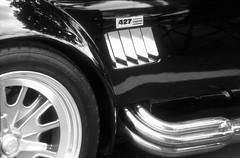 tri-x-cross-dr5-07-28-12-062 (Burnt Umber) Tags: trix film 400 kodak fujicaax3 tamronspadaptall235210f3542 seminolehardrockcasino laborday florida car auto automobile chrome exhaust pipe wheel tire cobra shelby ford ©allrightsreserved rpilla001 black white blanco negra