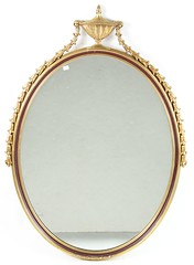 51. Adams Style Wall Mirror