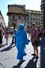 pure blue tour guide (SusanCK) Tags: street italy florence susancksphoto