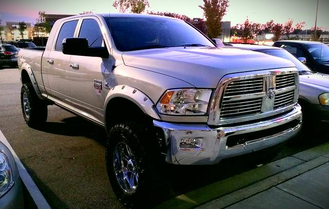 truck 4x4 diesel badass pickup dodge ram cummins 2500 dodgeram 67l flickrandroidapp:filter=none