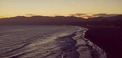 Nice  (NTIK Photography) Tags: a600050mmf18sonyalfa2870mmsunsetnightsunoceanpacificsantamonicabeach sony a7 sunset ocean night a6000 sonyalfa beach wave landscape
