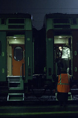 #6 (A.Shalaev) Tags: russia russianrailways 2015 ryazan snow night light november travel station