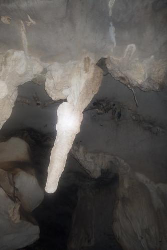 Cave stalactite