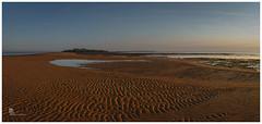 Sandbar at sunrise (pbaddz) Tags: wellingtonpoint sunrise australia water sand moretonbay red lowtide kingisland queensland