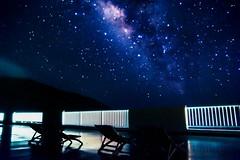 Star View Seats (mon_masa) Tags: longexposure sky night star nightscape nightview nightphoto milkyway amami singleexposure