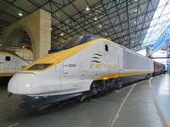 3308 (JIsaac92) Tags: nrm national railway museum 3308 eurostar channle tunnle class 373