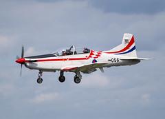PC-9M (Steve G Wright) Tags: pc9m croatia display displayteam aircraft airshow airdisplay flyingdisplay riat fairford gloustershire