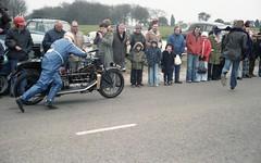Unknown Reg: XC 3704 (bertie's world) Tags: sunbeam pioneer run 1979 epsomdowns motorcycles reg xc3704
