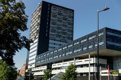Vopak (former Van Ommeren office building) (Emiel Dekker) Tags: rotterdam vopak vanommeren westerlaan nederland netherlands